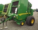 Baler-Round For Sale: 2010 John Deere 468