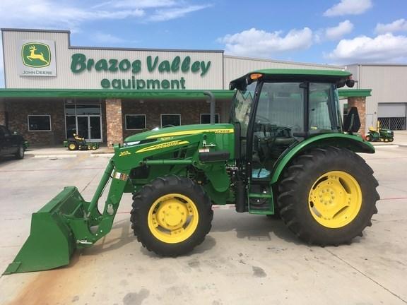 2013 John Deere 5085E Tractor For Sale