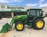 Tractor For Sale: 2013 John Deere 5085E, 85 HP