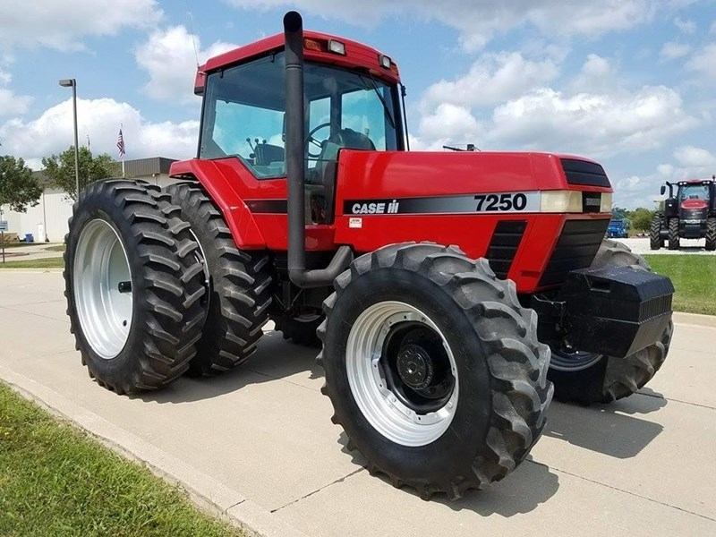 1995 Case IH 7250 Tractor For Sale