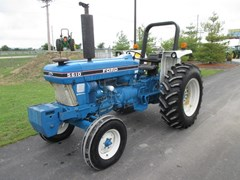 Tractor For Sale:  1991 Ford 5610 SPECIAL II , 72 HP