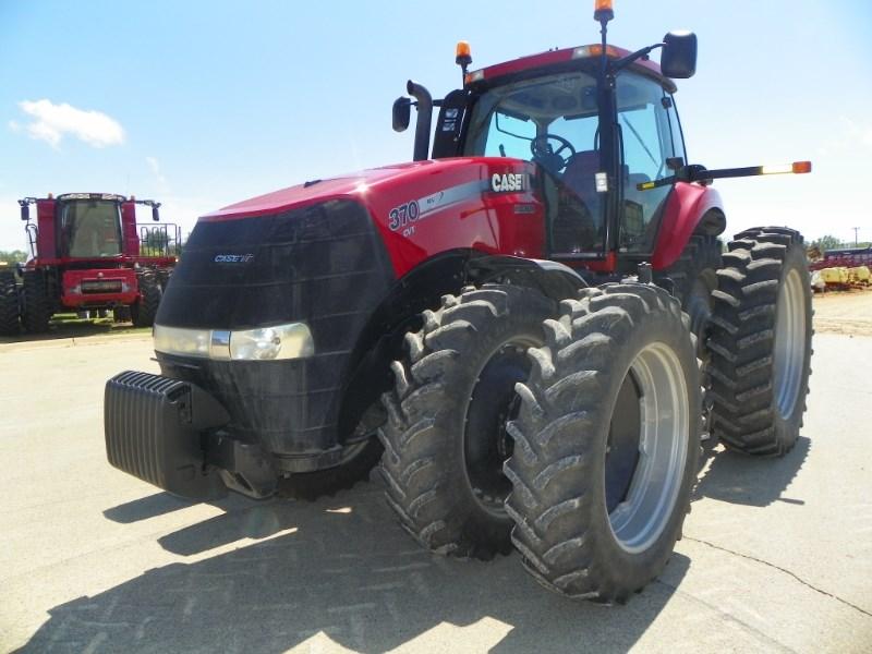 2014 Case IH Magnum 370CVT Tractor For Sale