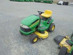 Riding Mower For Sale:  2008 John Deere LA105 , 19 HP