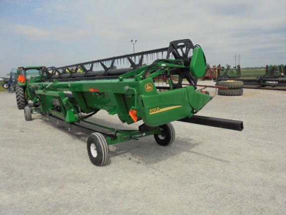 2006 John Deere 930D Header-Draper/Rigid For Sale