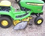 Riding Mower For Sale: 2013 John Deere X300, 17 HP