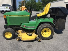 Riding Mower For Sale:  1995 John Deere 425 , 20 HP
