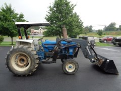 Tractor For Sale 1985 Ford 6610 , 72 HP