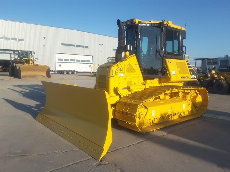 2017 Komatsu D51PX-24 Crawler Tractor For Sale