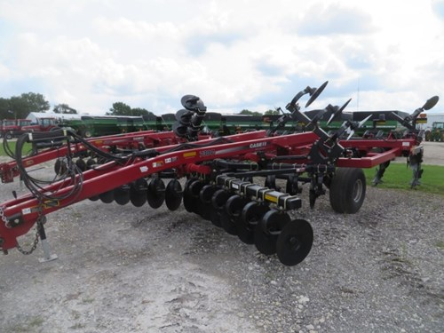 Disk Ripper For Sale:  2010 Case IH 730C