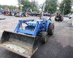 Tractor For Sale:  New Holland TC30, 30 HP