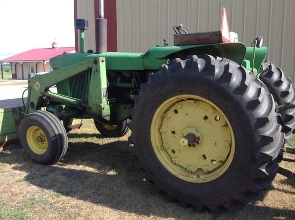 1966 John Deere 4020 Tractor For Sale