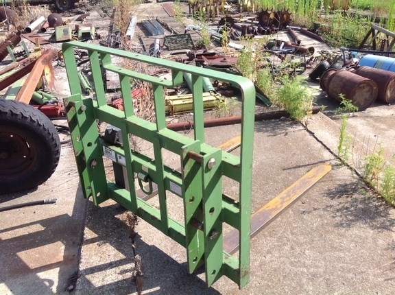 MDS RAIL PALLET FORKS Attachment For Sale