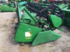 Header-Auger/Flex For Sale:  1999 John Deere 920