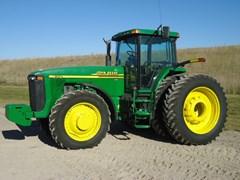 Tractor For Sale 2001 John Deere 8310 , 205 HP