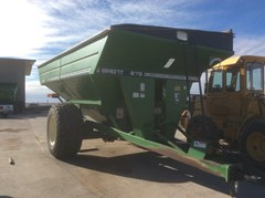 Grain Cart For Sale 2001 Brent 876