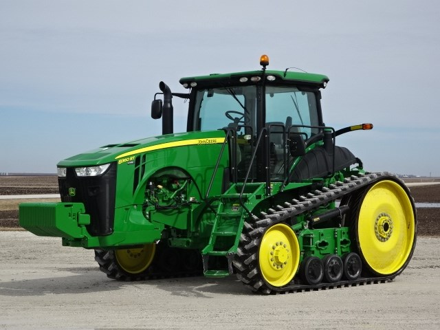 2011 John Deere 8360RT Tractor For Sale