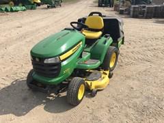 Riding Mower For Sale:  2009 John Deere X534 , 25 HP