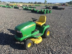 Riding Mower For Sale:  2005 John Deere LT180