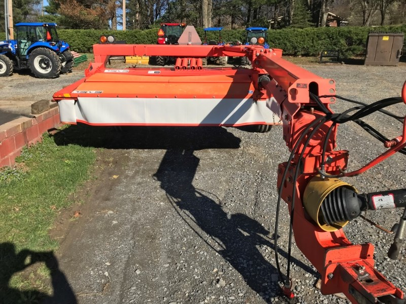 2007 Kuhn FC283TG Mower Conditioner For Sale