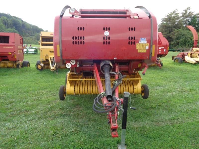 2016 New Holland RollBelt 450 Baler-Round For Sale