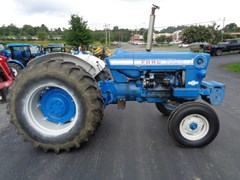 Tractor For Sale 1972 Ford 7000 , 80 HP