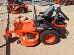 Riding Mower For Sale:  Kubota Z724XKW-54