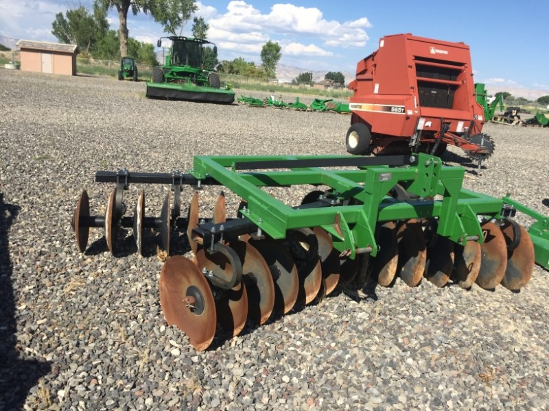 Burch 212 Disk Harrow For Sale