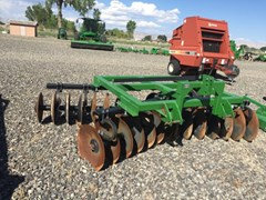 Disk Harrow For Sale:   Burch 212