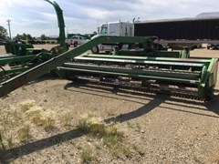 Mower Conditioner For Sale:  1983 John Deere 1424