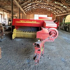 Baler-Square For Sale New Holland 316