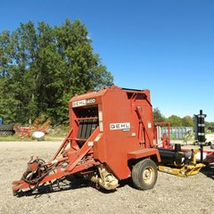 Baler-Round For Sale Gehl 1400