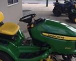 Riding Mower For Sale: 2009 John Deere X320, 22 HP