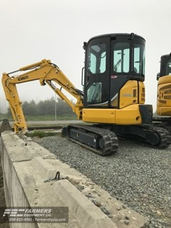 Excavator-Mini For Sale 2017 Kobelco SK35SR-6E