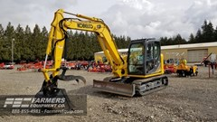 Excavator-Track For Sale 2017 Kobelco SK85CS-3E
