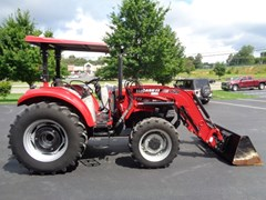 Tractor For Sale 2012 Case IH 75C , 64 HP