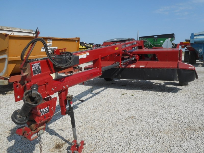 2010 Case IH DC132 Windrower-Pull Type For Sale
