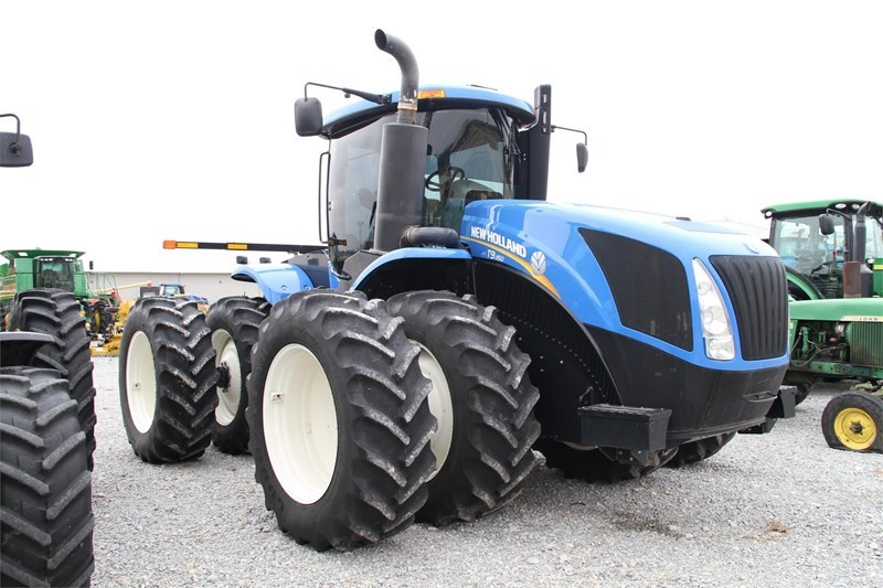 2012 New Holland T9.450 Tractor For Sale