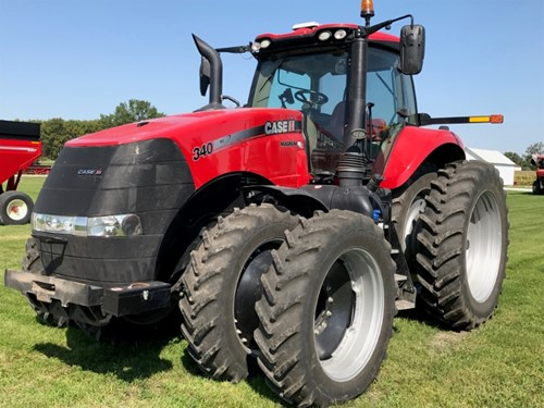 Tractor For Sale:  2016 Case IH 340 , 340 HP