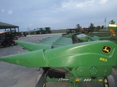 Header-Corn For Sale:  2005 John Deere 893