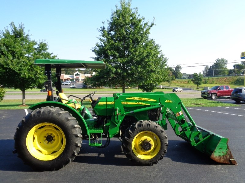 2006 John Deere 5325 Tractor For Sale