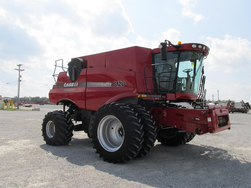 2012 Case IH 8120 Combine For Sale