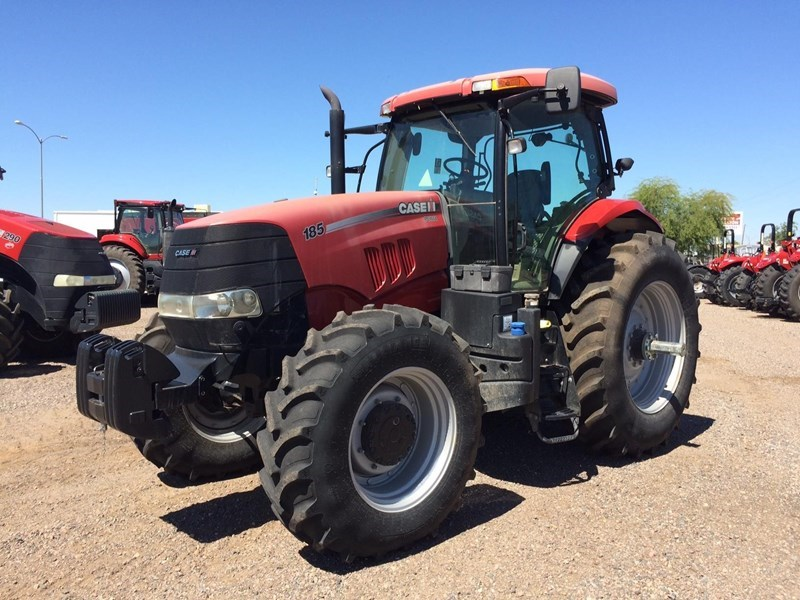 2015 Case IH PUMA 185 Tractor For Sale