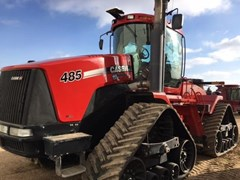 Tractor For Sale 2008 Case IH STEIGER 485 QUADTRAC , 485 HP