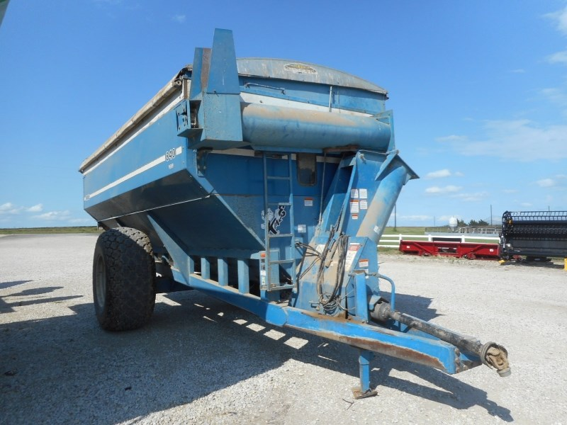Kinze 840 Grain Cart For Sale