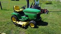Riding Mower For Sale:  2000 John Deere GT235 , 18 HP