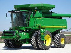 Combine For Sale 2011 John Deere 9870STS