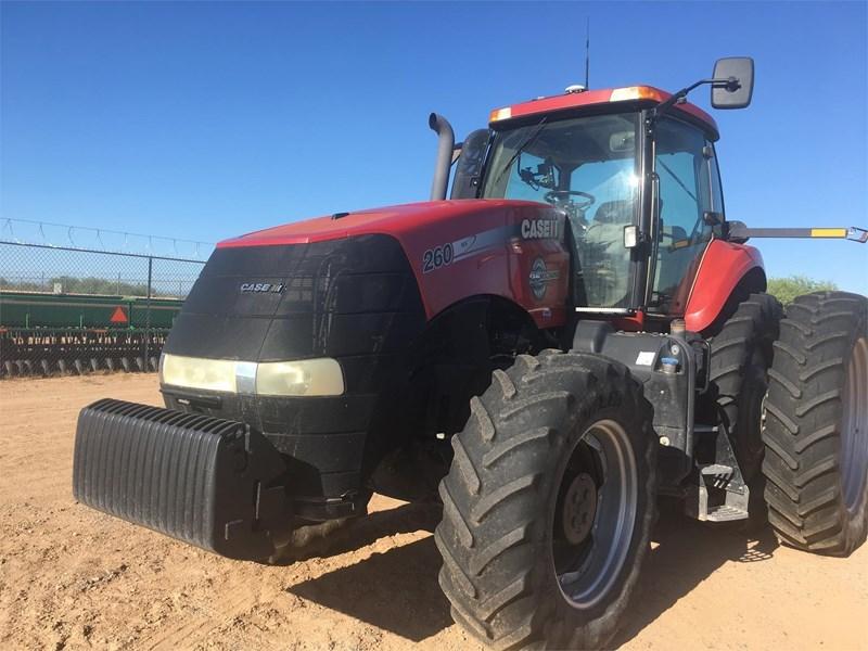 2013 Case IH MAGNUM 260 Tractor For Sale