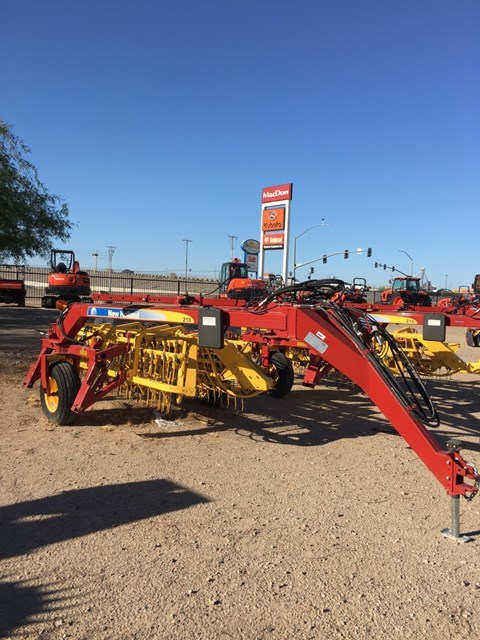 2015 New Holland 216 Hay Rake-Unitized V Wheel For Sale