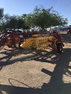 Hay Rake-Unitized V Wheel For Sale:  2015 New Holland 216