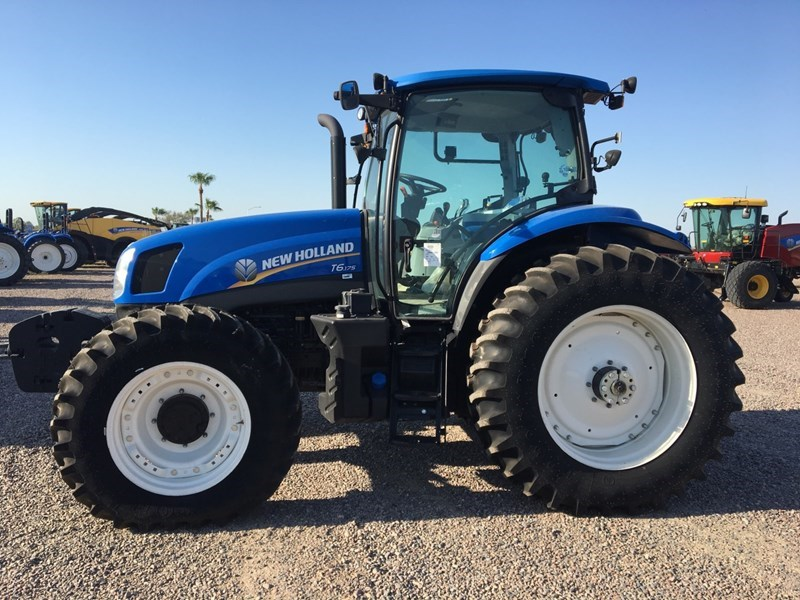 2015 New Holland T6.175 Tractor For Sale